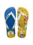 Havaianas-Simpsons---Branco