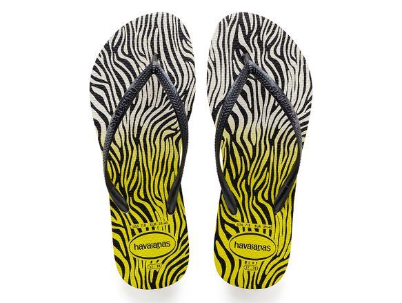 Havaianas-Slim-Animals---Amarelo