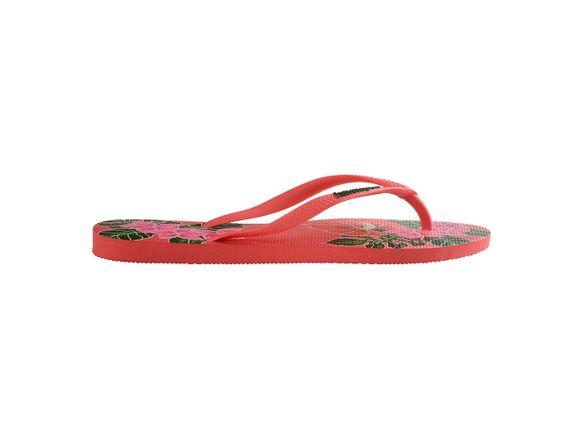 Havaianas-Slim-Floral---Rosa