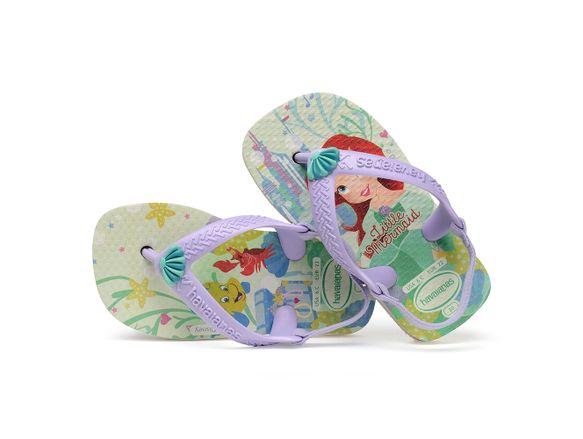 Havaianas-Baby-Princess---Verde