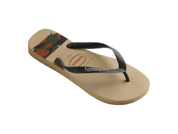 Havaianas-Top-Stripes-Logo---Areia